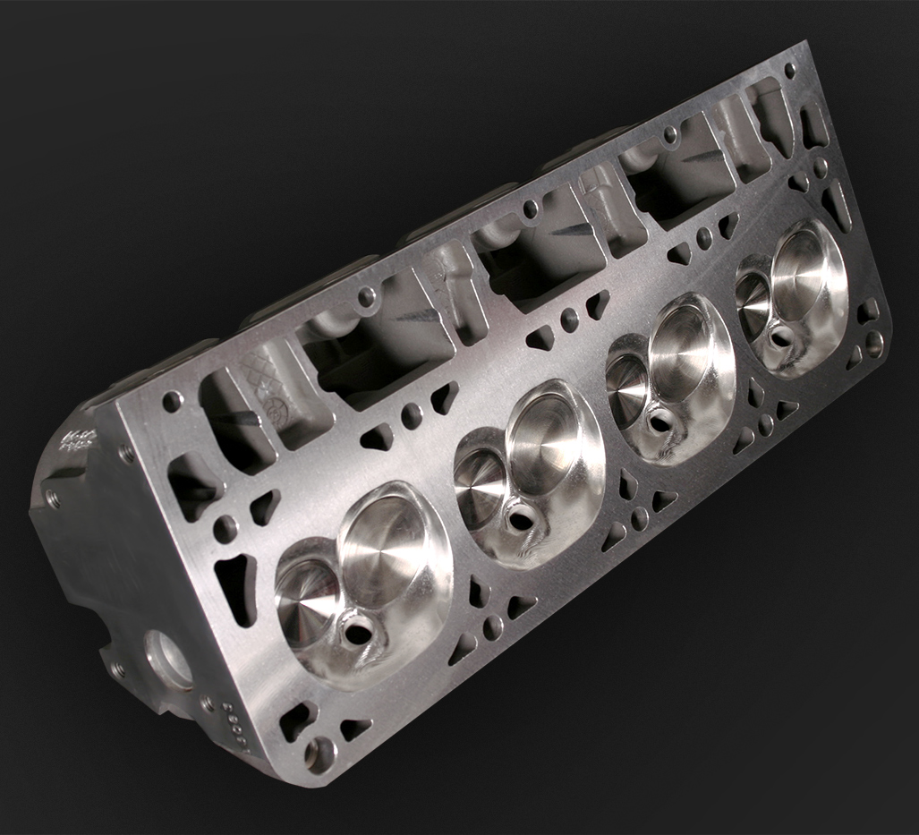 West Coast Stage 2 CNC LS3/L92 Cylinder Heads