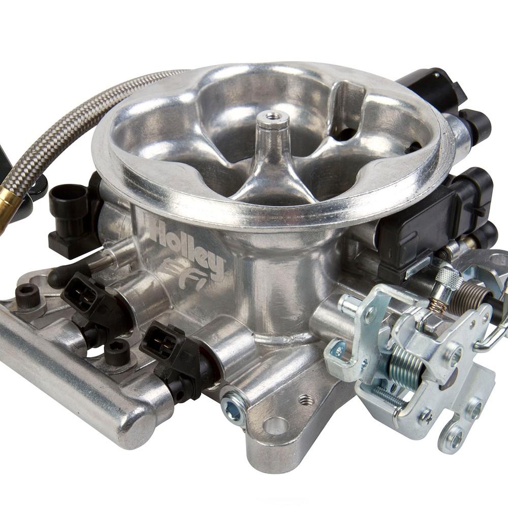 holley terminator efi 4bbl throttle body fuel injection. Black Bedroom Furniture Sets. Home Design Ideas