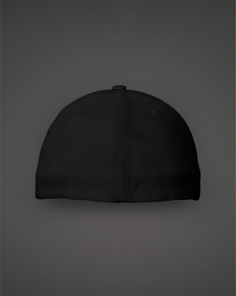 Black-Hat-Fitted-Back
